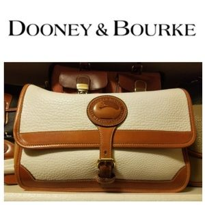 AUTHENTIC Dooney & Bourke AWL large Surrey bag